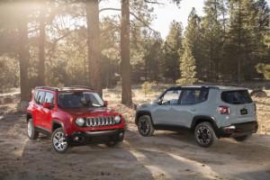 Der neue Jeep Renegade startet bei 19.900 Euro. Foto: Jeep